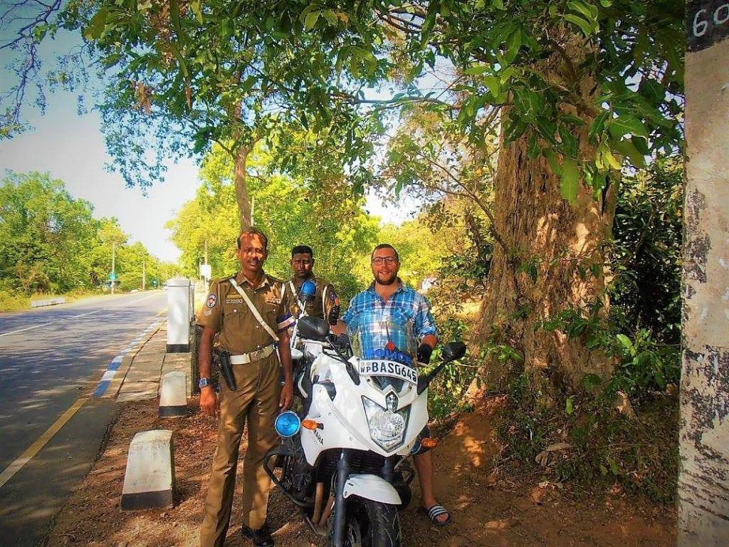police-sri-lankaise