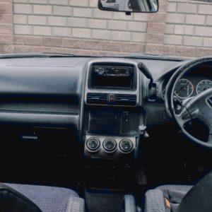 Honda-CRV-Interieur