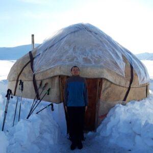 Guide francophone kirghizistan l'hiver