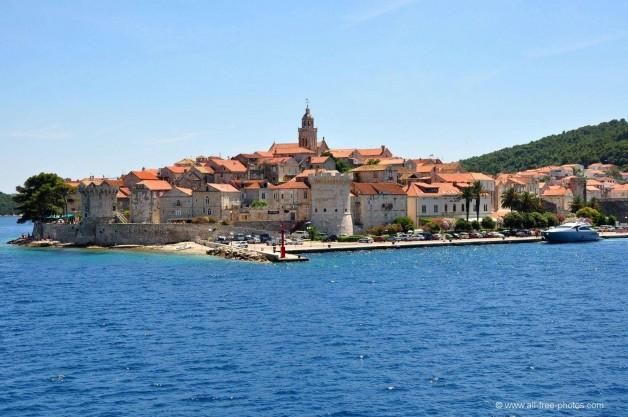 Itinéraires de voyage pas cher pour faire le tour de la Croatie en bus au départ de Paris et Province.