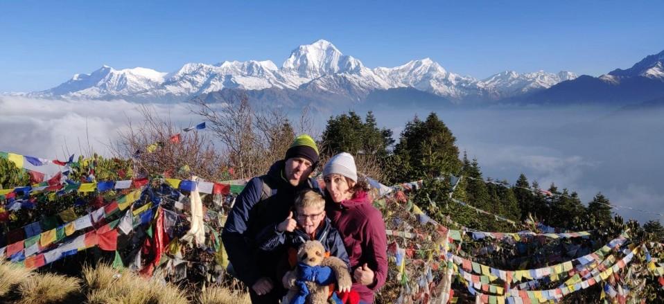 Faire de l'Alpinisme en famille: l'histoire de la Family Globe Trekker