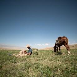 Voyager à Cheval en solo au Kirghizistan: l'expérience de Florent.